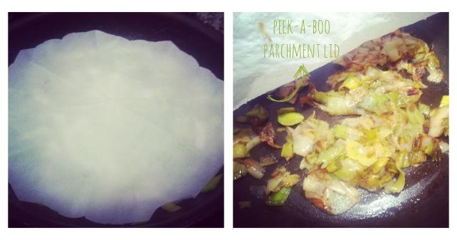 parchment lid