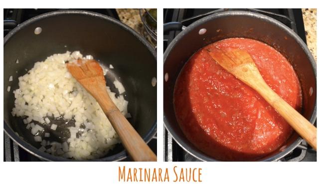 Chicago Style Pizza Marinara Sauce