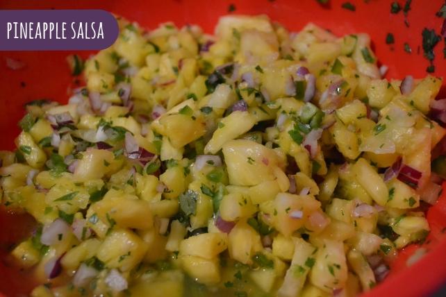 pineapple salsa_title