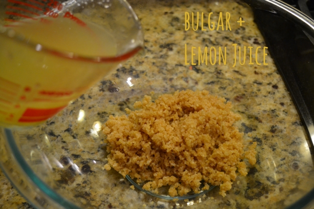 lemon juice + bulgar_1