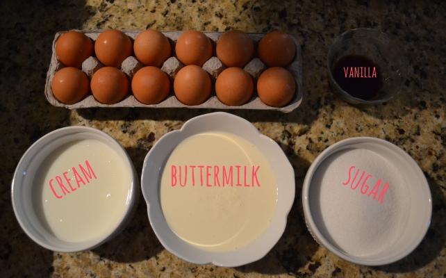 ButtermilkIceCreamIngredients