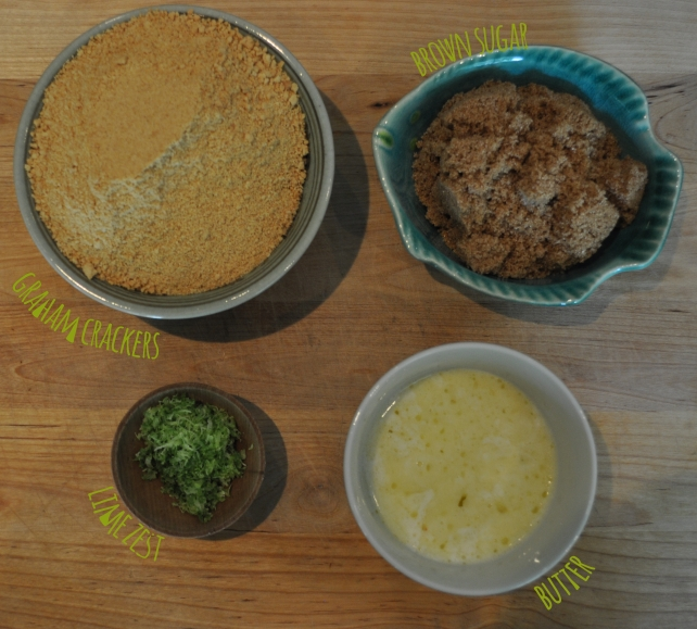 KeyLimeCrust Ingredients